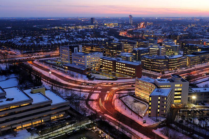 Rijnsweerd-Noord in Utrecht van Donker Utrecht