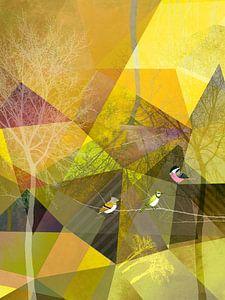 BIRDS P20 Portrait
