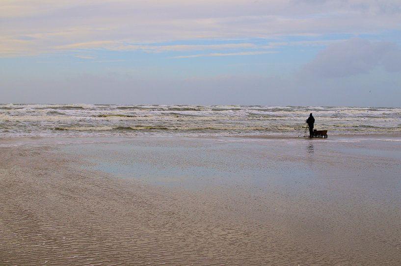 Noordzee van Erik Reijnders