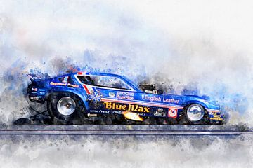 Raymond Beadle, Blue Max van Theodor Decker