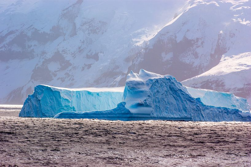 IJslandschap van Roelie Turkstra