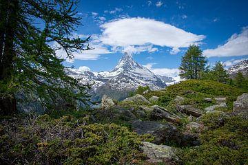 Matterhorn sur Marc van Dijken