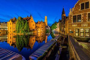Rozenhoedkaai Brugge van