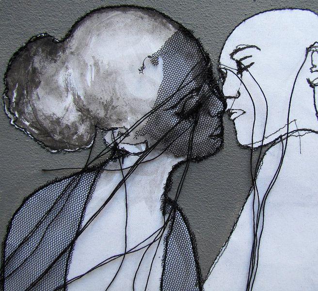 The Kiss van Kim Rijntjes