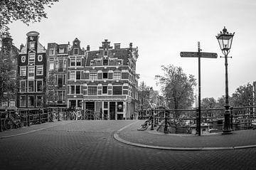 Brouwersgracht Amsterdam von Hugo Lingeman