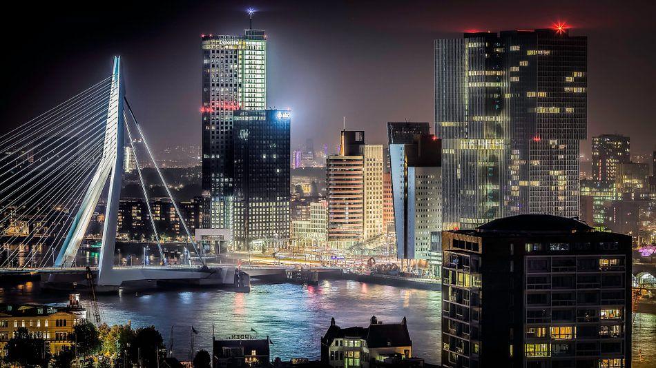 Kop van Zuid, het hart van Rotterdam