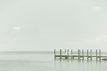 FLORIDA Rustige plaats | Vintage van Melanie Viola