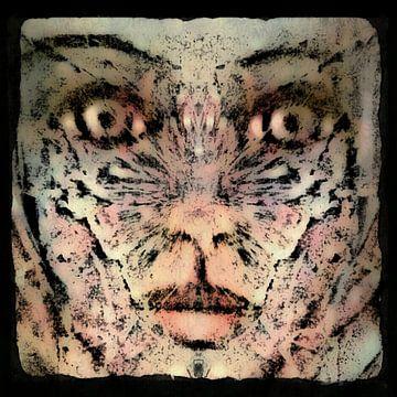 Catwoman van Barbara Mueller