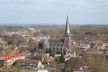 Grote kerk Almelo van Persbureau Hofman B.V.