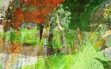Frühling im Park von Anita Snik-Broeken