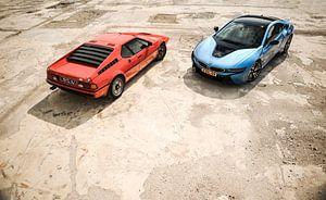 BMW heritage