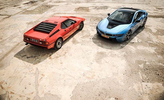 BMW heritage van Sytse Dijkstra