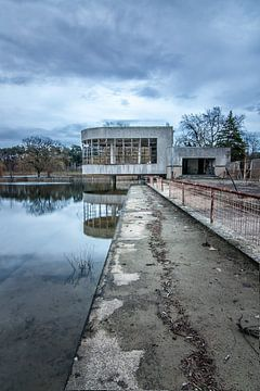 Verlassene Architektur von Frans Nijland