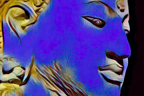 Buddha Obsession 20201 - Blau & Gold