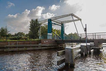 Zugbrücke van Rolf Pötsch