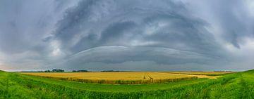 Zomerstorm von Sjoerd van der Wal