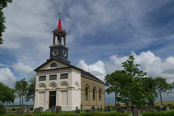Kerkje Terband, Friesland van Tim Groeneveld