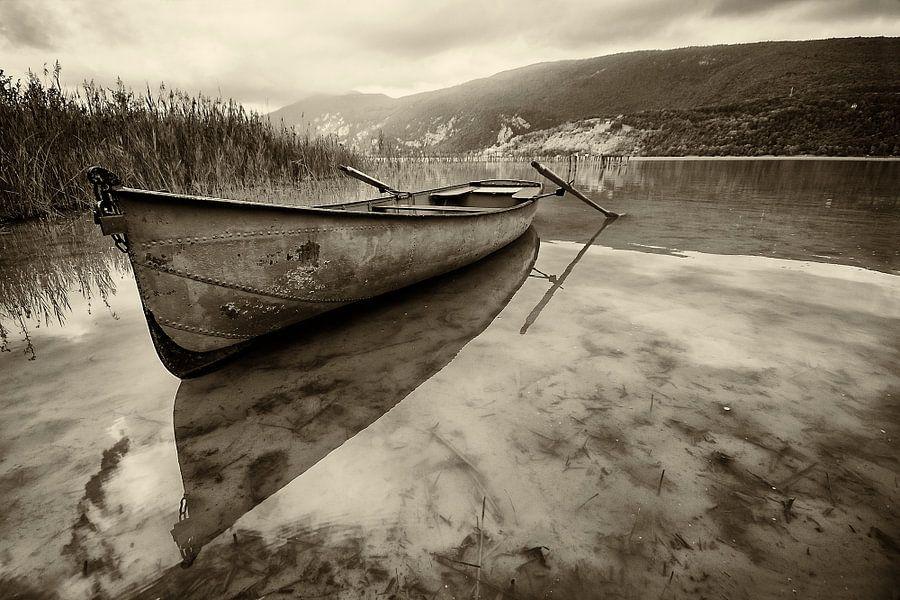 Het spiegelmeer van Peter Halma