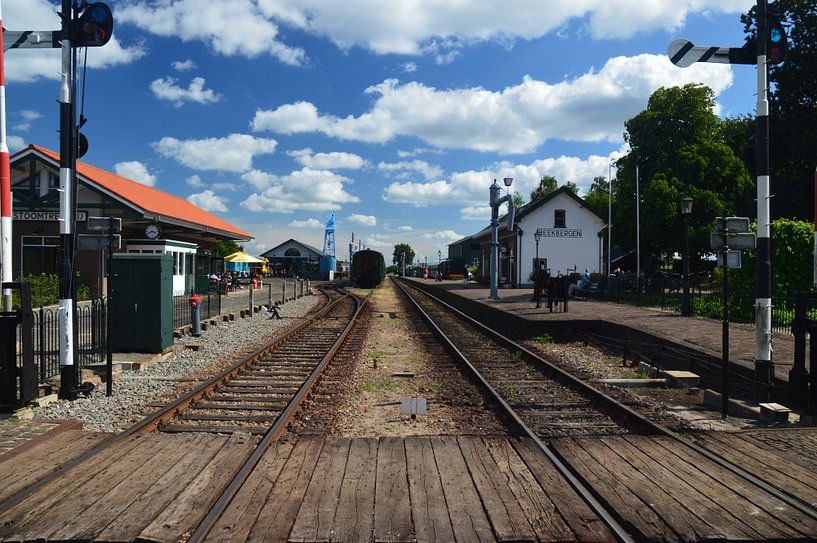 Station van Ger Nielen