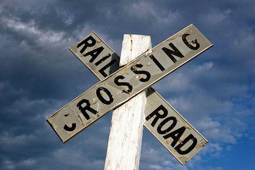 Railroad Crossing van
