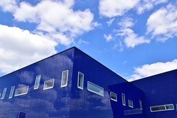 Berühmtes Blau von Ingrid Bargeman
