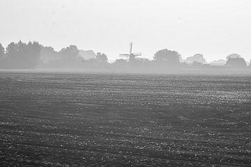 Le moulin de Nisse sur Niek Traas