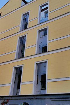 Madrid - Ansicht des Gebäudes von Wout van den Berg