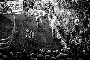 Cyclocross in Sint Niklaas van Herbert Huizer