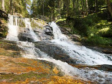 Riesloch Rieslochfälle bei Bodenmais, Bayern 6