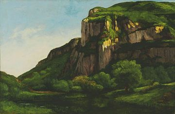 Gustav Kulbert-Stenen bei Mouthier