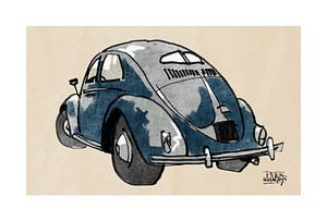 VW kever von