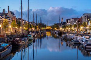 Delfshaven Rotterdam van