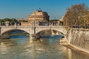 Castel Sant Angelo, Rome, Italy