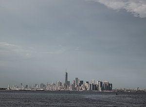 Skyline New York city van Daniel Vinke