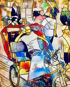 Kandinsky rencontre...Copenhague 4 sur zam art
