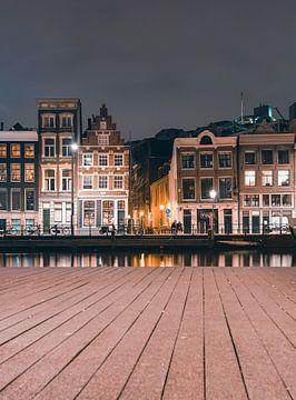 Amsterdam Architecture sur Ali Celik