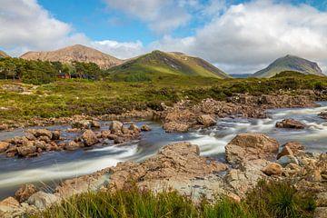 Sligachan op Isle of Skye van Kim Claessen
