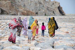 vrouwen van Oman van