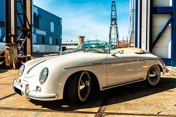 Oldtimer Porsche van Brian Morgan