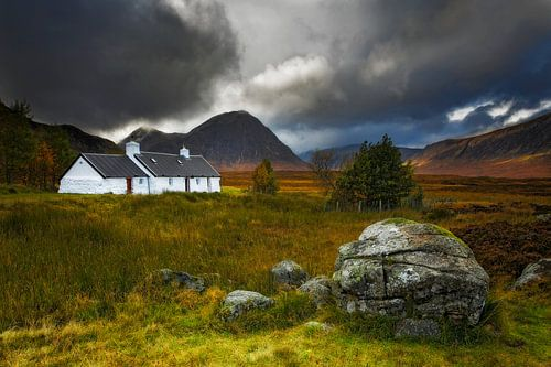 Black Rock Cottage van Peter Bolman