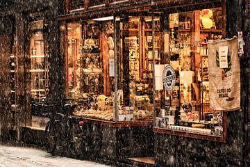 Winter in Maastricht van Rob Boon