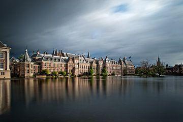 Hofvijver / Binnenhof / Den Haag von Rob de Voogd / zzapback