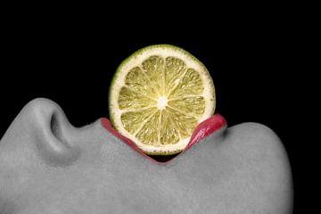 Squeezing the lemon sur Edward Draijer