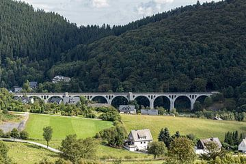 Brug van Willingen, Duitsland