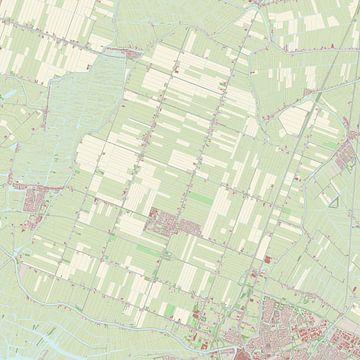 Kaart vanBeemster
