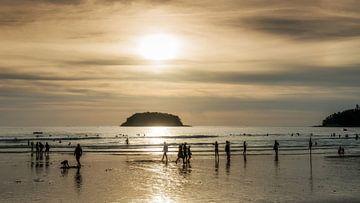 Kata-Strand, Phuket von Keesnan Dogger Fotografie