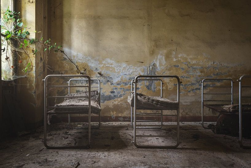 Die Kinderbetten von Perry Wiertz