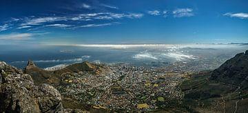 Kaapstad Zuid-Afrika van Achim Thomae