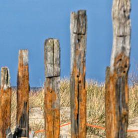 Vuurtoren van Texel. van Justin Sinner Pictures ( Fotograaf op Texel)