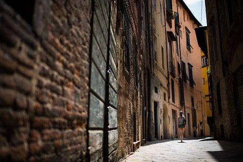 Lucca, italië van
